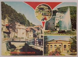 TRENCIANSKE TEPLICE - CESKOSLOVENSKO - Slovensko Slovacchia  Vg - Slovacchia
