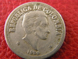 20 CENTAVOS 1959. - Colombie