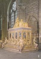 93 Saint Denis Basilique Tombeau De Louis XII Et D'Anne De Bretagne (2 Scans) - Saint Denis