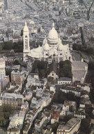 75 Paris La Basilique Du Sacré Coeur (2 Scans) - Sacré Coeur