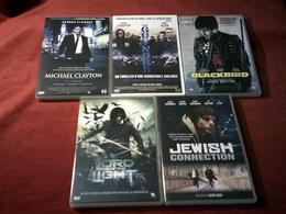 PROMO  5 DVD ° POUR 10 EUROS °  240 - DVD