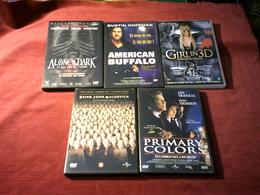 PROMO  5 DVD ° POUR 10 EUROS °  87 - DVD
