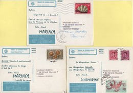 Plasmarine Marinol Ionyl - Serie De 9 Cartes Periple En Extreme Orient - Serie Complete - Other