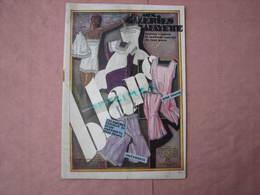 Catalogue Galeries Lafayette 1926 56 Pages 175X255 + 1 15 Pages 1929 + Bon De Commande TBE - Habits & Linge D'époque