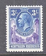 NORTHERN  RHODESIA  13  *  GEORGE V - Northern Rhodesia (...-1963)