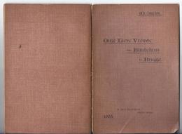 1905 AD. DUCLOS ONZE LIEVE VROUWE VAN BLINDEKENS TE BRUGGE 600ste JAAR DER BRUGSCHE BELOFTE UITG. VAN DE VYVERE PETYT - Livres, BD, Revues