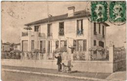 61ths 316 CPA - ANTIBES - GIPSY'S - PENSION FAMILLE - France