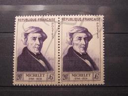 VEND TIMBRES DE FRANCE N° 949 EN PAIRE , NEUFS SANS CHARNIERE !!! - France