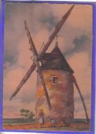 Carte Postale Illustrateur Barre Et Dayer Moulin  à Notre Dame De Monts  N° 2914Htrès Beau Plan - Künstlerkarten