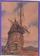 Carte Postale Illustrateur Barre Et Dayer Moulin  à Sainte-Mère   N° 2915A Très Beau Plan - Illustrateurs & Photographes