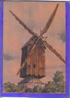 Carte Postale Illustrateur Barre Et Dayer Moulin  à Bagnolet N° 2912G Très Beau Plan - Künstlerkarten