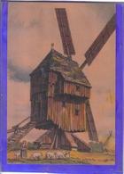 Carte Postale Illustrateur Barre Et Dayer Moulin  à Bagnolet N° 2912K Très Beau Plan - Künstlerkarten