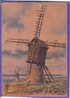 Carte Postale Illustrateur Barre Et Dayer Moulin  à Ouessant N° 2913B Très Beau Plan - Künstlerkarten