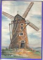 Carte Postale Illustrateur Barre Et Dayer Moulin  à Vent N° 2920B Très Beau Plan - Illustrators & Photographers