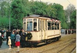 CPM GF-19113 - 67 - Strasbourg- Scène De La Vie Du Tramway-2 Scans- Franco De Frais - Strasbourg