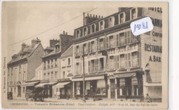 CPA-19081-50-Cherbourg - Verner's Britannia Hotel- Franco De Frais - Cherbourg