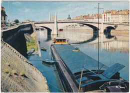 71. Gf. CHALON-SUR-SAONE. Le Pont St-Laurent. 0291 - Chalon Sur Saone