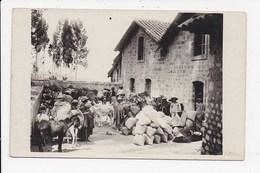 """CARTE PHOTO EQUATEUR Moulin """"Poulier"""" à Catacunga Dept De Leon - Ecuador"""