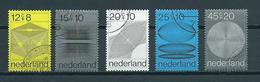 1970 Netherlands Complete Set Summer Welfare Used/gebruikt/oblitere - Period 1949-1980 (Juliana)