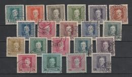F.P. Allgemein Nr. 53 - 72 Gestempelt - 1850-1918 Imperium