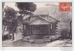 30) Bagnols Sur Cèze.- (Gard) Le Théâtre  Du  Mont  Coton - Bagnols-sur-Cèze