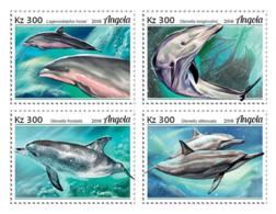 Angola 2018  Fauna  Dolphins  S201812 - Angola