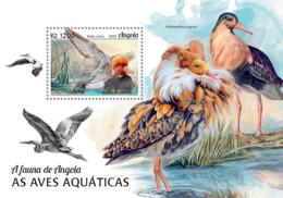 Angola 2018  Fauna Water Birds  S201812 - Angola