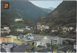 Gf. LES ESCALDES. Vista Parcial Nocturna. 6228 - Andorre