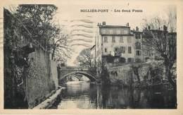 SOLLIES PONT - Les Deux Ponts - Sollies Pont