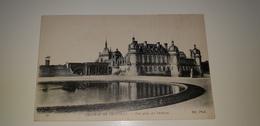 2scans France Chateau De Chantilly Postcard New Unused Carte Postale - Castelli