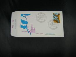 """BELG.1975 1780 FDC Vielsalm : """" Rhin-Escaut /Schelde-Rijn"""" - FDC"""