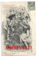 CPA -  Nos Petits Pâtres En 1906 - Edit. Bergeret N° 3 - Scans Recto-Verso - Scènes & Paysages
