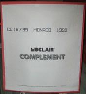 MOC - JEU MONACO MOCLAIR 1999 (Avec Pochettes) - Pré-Imprimés