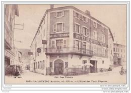07)  La Louvesc (Ardèche)   L ' Hôtel Des Trois Pigeons - La Louvesc