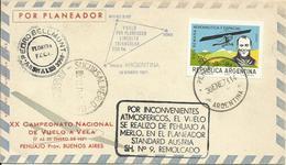 ARGENTINA, SOBRE CAMPENATO NACIONAL DE VELA - Argentina