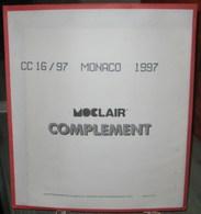 MOC - JEU MONACO MOCLAIR 1997 (Avec Pochettes) - Pré-Imprimés