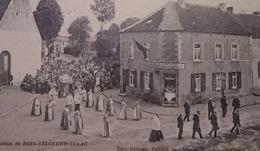 Ophain-Bois-Seigneur-Isaac Procession - Eigenbrakel