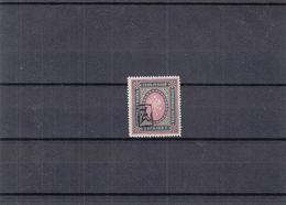 Armenie - Yvert 20 ** - Surcharge Noire Avec Cadre - Valeur 30 Euros - Arménie