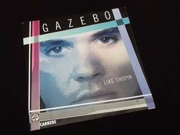 Vinyle 45 Tours  Gazebo  I Like Chopin (1983) - Vinyles