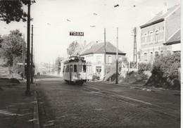 Bodegem , Tram  Ligne Ni ,Nivelles  ?? - Brussel - Ninove ( Bodeghem-Saint-Martin , Dilbeek ) Foto , Photo - Dilbeek