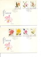 Cuba - Fleurs ( 2 FDC De 1965 à Voir) - FDC