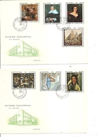 Cuba - Peintures ( 2 FDC De 1970 à Voir) - FDC