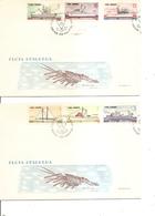 Cuba - Bateaux ( 2 FDC De 1965 à Voir) - FDC