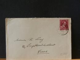 82/434  LETTRE BELGE  SOLRE SUR SAMBRE  1952 - Belgium