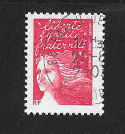 FRANCE 3417 Rouge Marianne Du 14 Juillet  . - France
