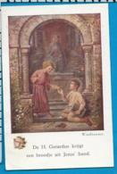 Relic   Reliquia    St. Gerardus - Images Religieuses