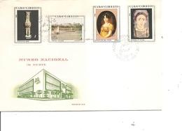 Cuba - Peintures (  FDC De 1966 à Voir) - FDC