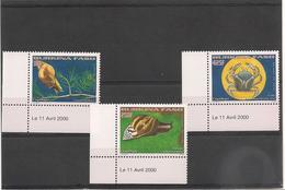 BURKINA FASO  Coquillages Et Crustacés Année 2000 N° Y/T : 12442/47** Côte : 49,50 € Coins Datés - Burkina Faso (1984-...)