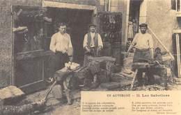 En Auvergne - Les Sabotiers - Cecodi N'1048 - France