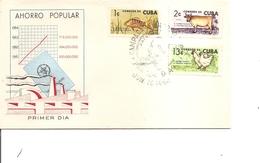 Cuba  (  FDC De 1964 à Voir) - FDC